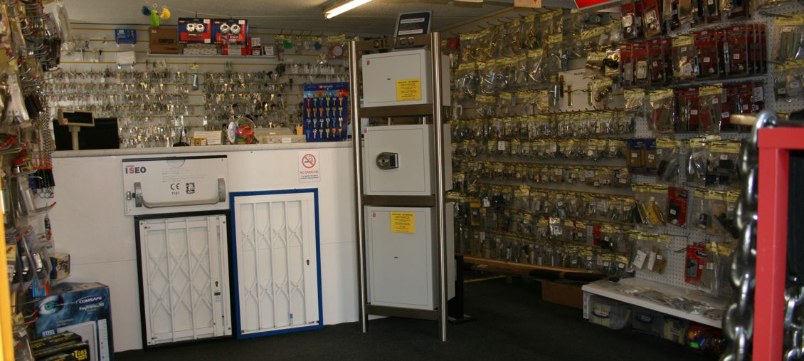 stock inside our shop